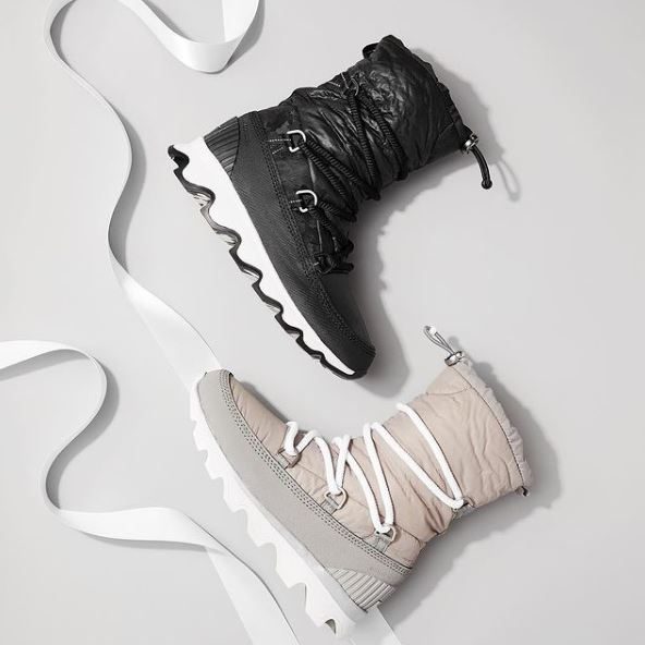 Snow Boots & Ski Socks