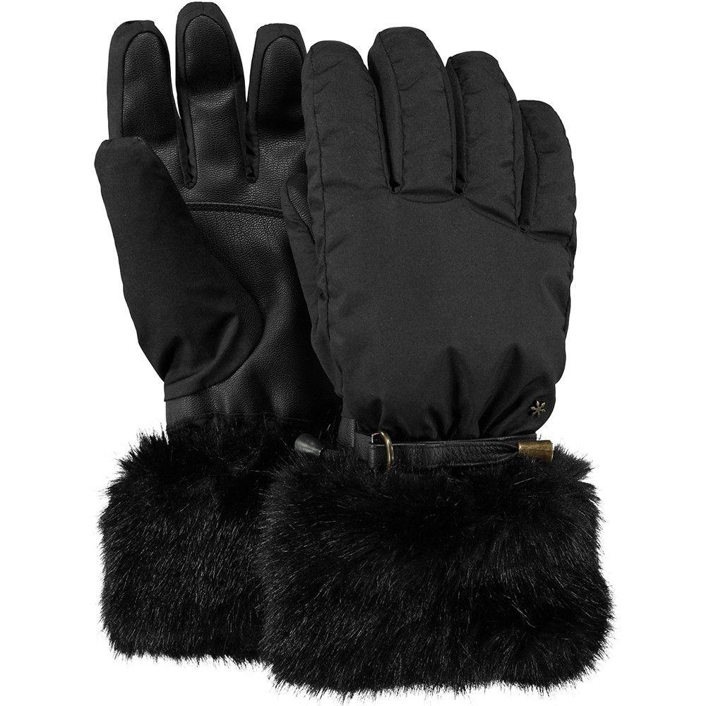 Barts Empire Ski Gloves, Black