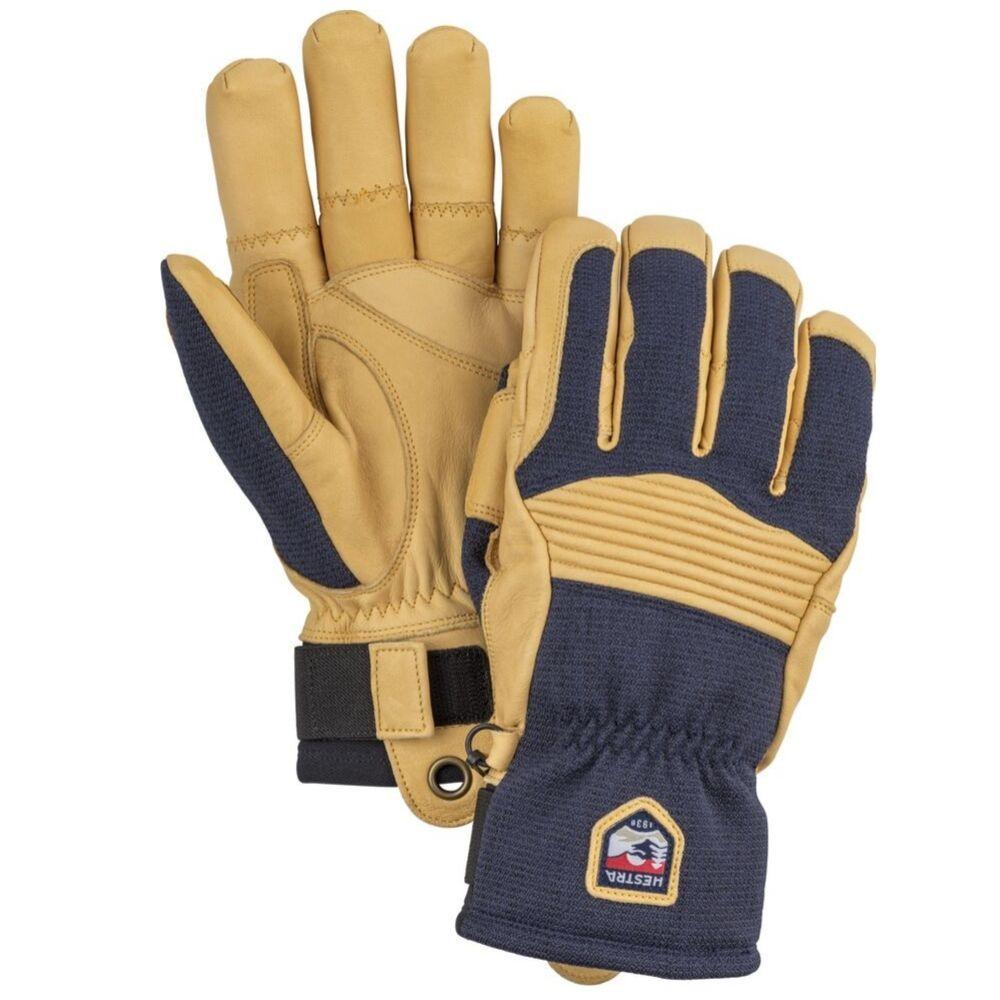 Mens Hestra ski glove
