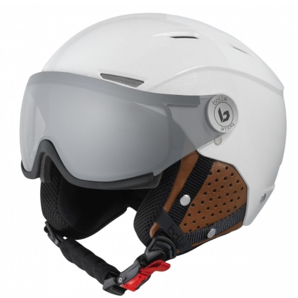Bolle Backline Visor Premium Ski Helmets