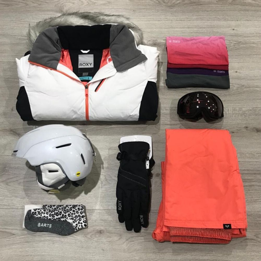 Roxy Snowstorm Collection
