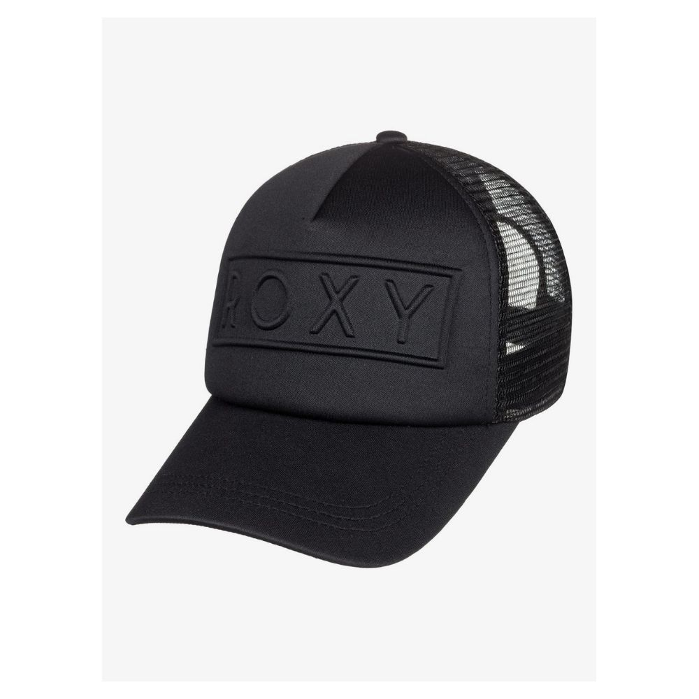 Roxy Women Brighter Day Trucker Cap - Black
