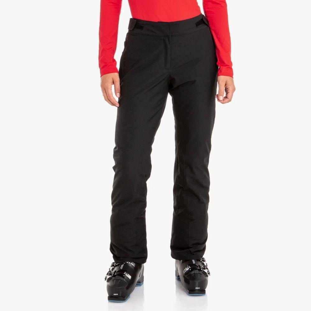 Womens Schoffel Pinzgau1 Ski Pants, Black