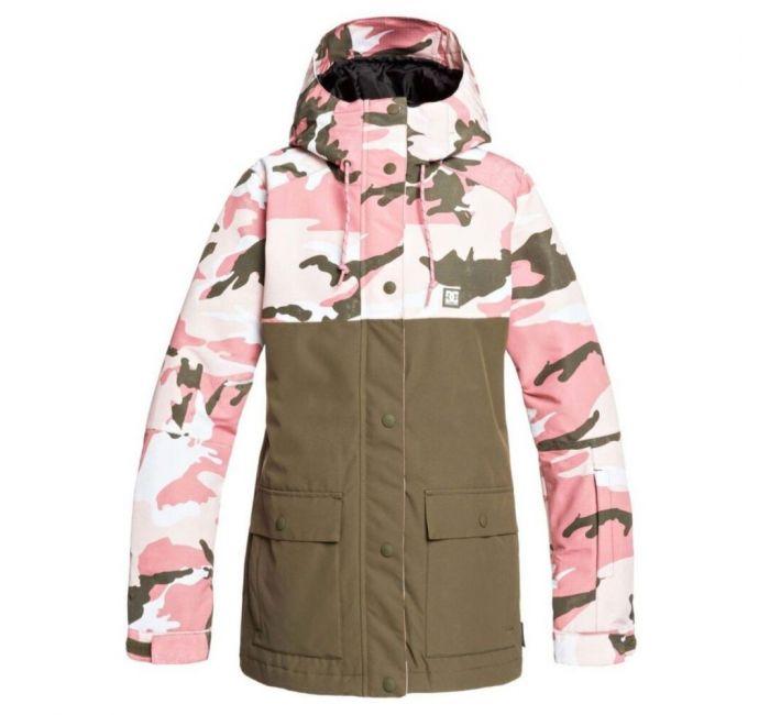 DC Cruiser Jacket womens ski jacket