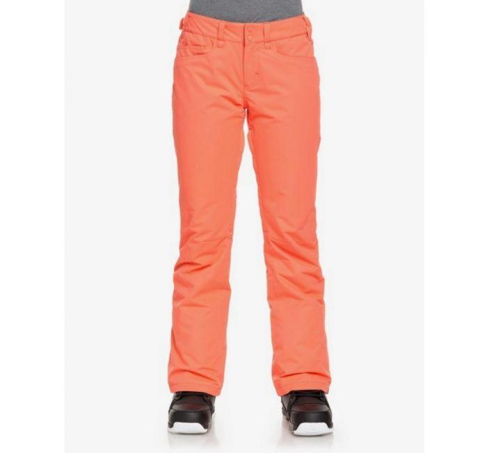 Roxy ski pants, living coral