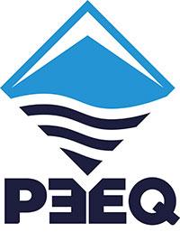 POC ski helmet, lead blue