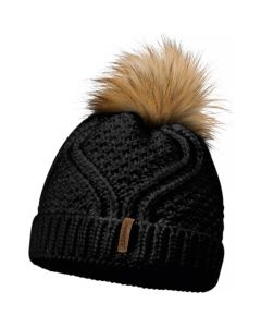 Schoffel Tenies Ladies Winter Hat, Black