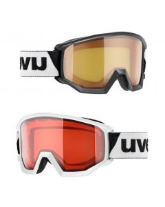 Uvex Athletic LGL Adult Skiing Goggles, 2 Colours
