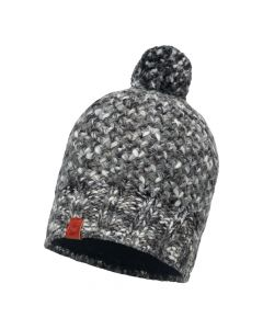 Buff Margo Adult Knitted Ski Hat, Grey