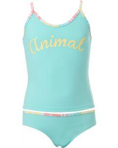 Animal Playie Girls Tankini - save 50%