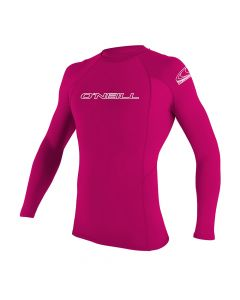 Girls O'Neill UK Long Sleeve Rash Guard