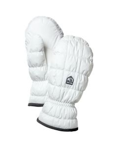 Ladies ski mitten and Hestra ski gloves