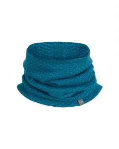 Icebreaker Adult Apex Chute Neck Warmer - Mountain Dash/Kingfisher/Artic Teal