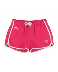 Reima Oceanspray Board Shorts- Candy Pink