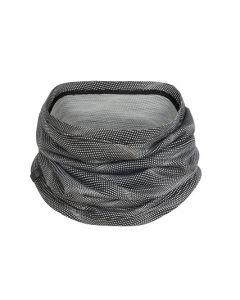 Icebreaker Flexi Chute Curve Neck Warmer, Black/Snow