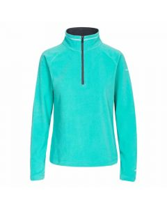 Trespass Ladies Skylar Fleece, Lagoon