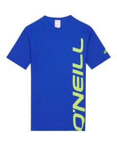 O'Neill Boys PB Logo S/S Skin - Dazzling Blue