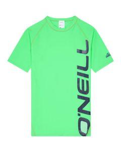 O'Neill Boys PB Logo S/S Skin - Leaf