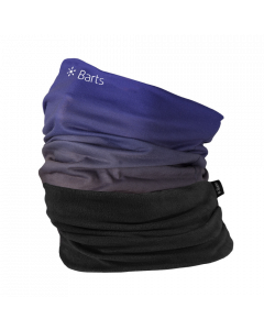 Barts Dip Dye Multicol Polar Neckwarmer - Black