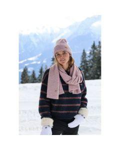 Barts Empire White Ski Gloves
