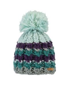 Barts Feather Beanie heather grey