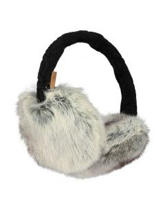 Barts Fur Earmuffs heather brown