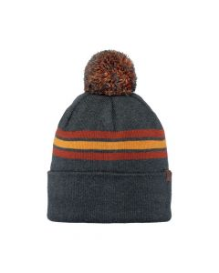 Barts Gye Beanie dark heather