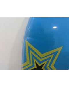 TWF XPE Pro Bodyboard - Blue/Yellow Damaged Save 20%