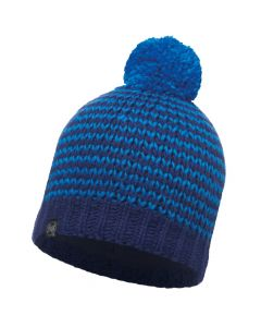 Buff Dorn Men's Knitted Ski Hat, Blue