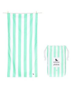 Dock & Bay Microfibre Beach Travel Towel