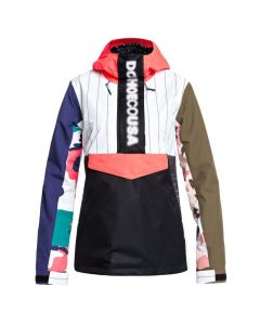 DC Envy Anorak womens ski and snowboard jacket