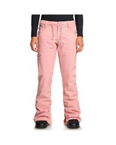 DC Womens Viva Ski Pants - Bio Wash Dusty Rose