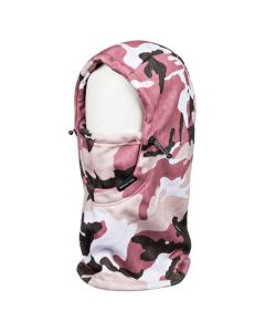 DC womens hoodaclava neck warmer