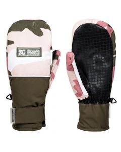 Womens ski mittens - Franchise Dusty Rose