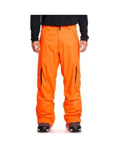 DC Banshee Mens Ski Pant Shocking Orange