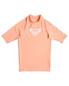Roxy Wholehearted S/S Rash Tee - Souffle