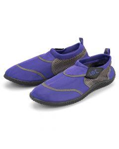 Ladies Velcro Strap Aqua Shoe