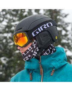 Giro ski helmet, matte black