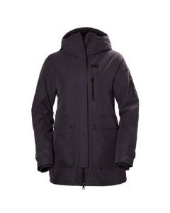 Womens Ski Jacket, Nightshade