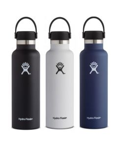 Hydro Flask 21oz standard flex cap insulated water bottle