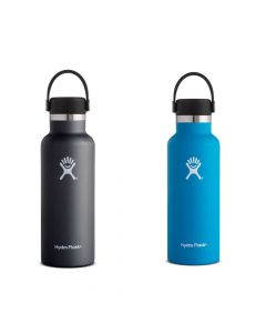Hydro Flask Standard Mouth 21oz with flex cap - save 20%