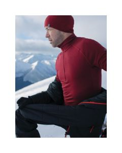 Icebreaker Mens 260 Half Zip Merino Wool Base Layer