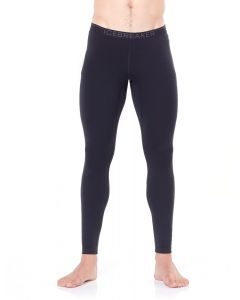 Icebreaker Mens 200 Oasis Thermal Leggings - Black