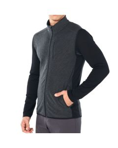 Icebreaker Mens Descender Ski Mid Layer Vest