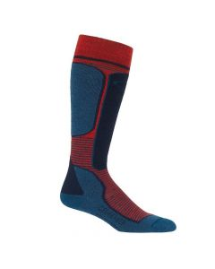 Icebreaker Mens OTC ski socks at Peeq Sports
