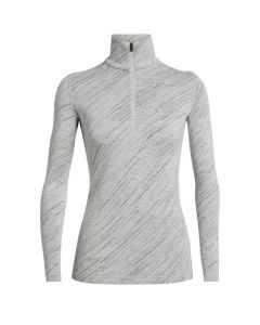 Icebreaker Womens 250 Vertex LS Half Zip Thermal