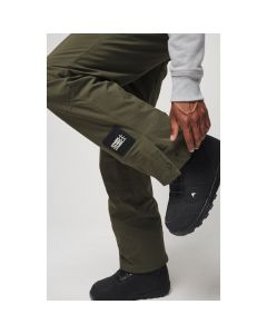 O'Neill Hammer Insulated Mens Ski Pants - Forest Night