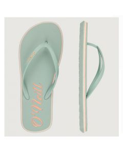 O'Neill Profile Logo Sandals - Lily Pad