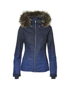 O'Neill ski jacket, Curve AOP Blue