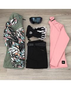 Womens Ski Jacket Wavelite Bundle